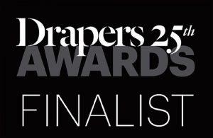Drapers Award Finalist